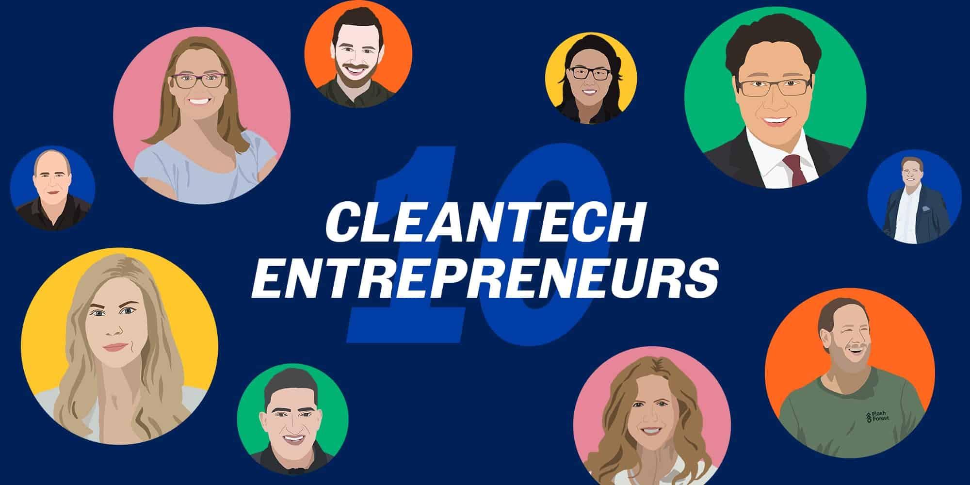 MARS Top 10 Canadian Cleantech Entrepreneurs